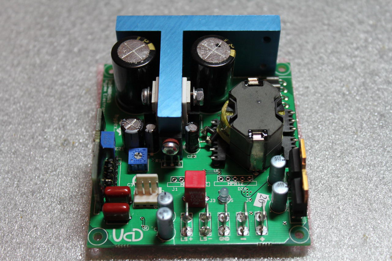 Hypex Ucd400hg Power Amplifier Dimdims Blog Supply Tutorial Smps Top