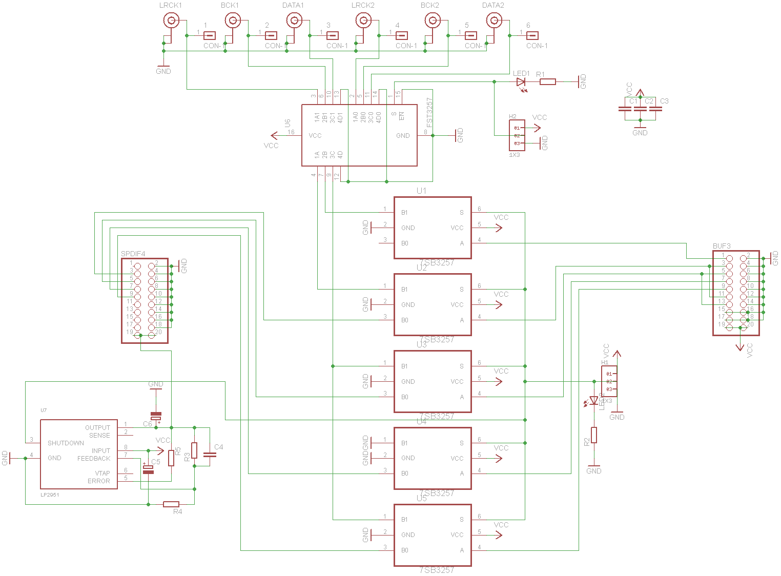 S.S.S. Schematic v1.1